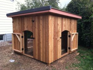 Or maybe you want a custom goat shed